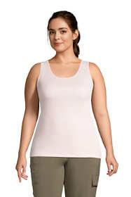Women's Plus Size Cotton Tank Top