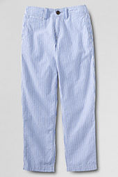 Boys' Seersucker Cadet Pants
