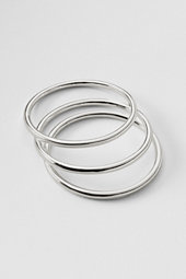Women's Triple Bangle Set