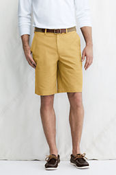 "NQP Men's 11"" Plain Front Original Chino Shorts"