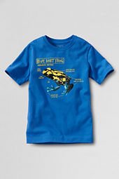 Boys' Short Sleeve Dart Frog Graphic T-shirt