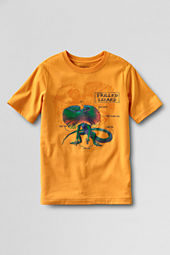 Boys' Short Sleeve Lizard Graphic T-shirt