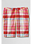Little Girls' Madras Bermuda Shorts