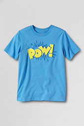 Boys' Short Sleeve POW Graphic T-shirt