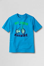 Boys' Short Sleeve Green Machine Graphic T-shirt