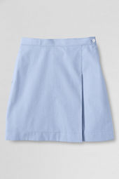 School Uniform Girls' Pincord A-line Skirt (Below The Knee)
