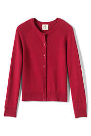 Little Girls Performance Fine Gauge Cardigan