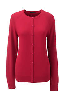 Women's Performance Fine Gauge Cardigan, Front