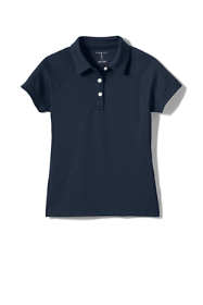 School Uniform Girls Active Polo Shirt