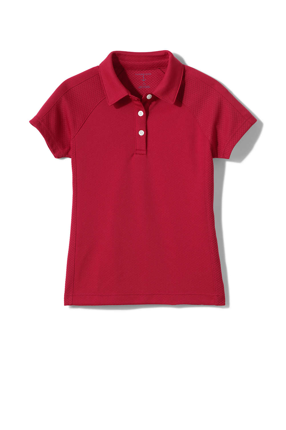 Women s Active Polo Shirt from Lands  End 832f07e293