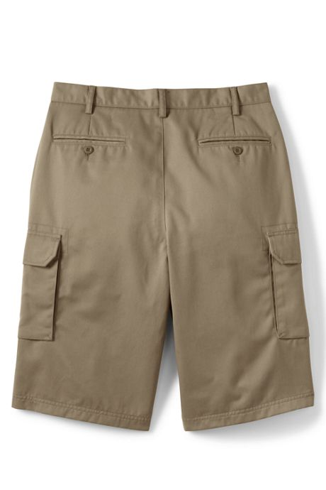 Men's Stain Resistant Cargo Chino Shorts