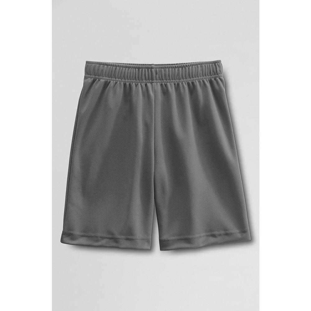 Lands' End School Uniform Toddler Boys' Mesh Shorts