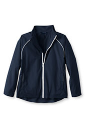 School Uniform Boys' Piped Athletic Jacket