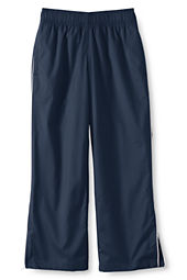 School Uniform Boys' Piped Athletic Pants