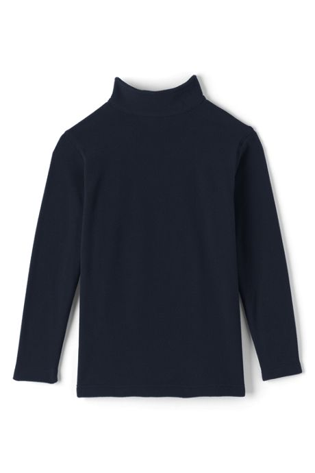 Little Boys Lightweight Fleece Half Zip