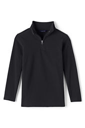 School Uniform Boys' T-100 Half-zip