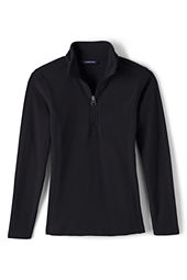 School Uniform Girls' T-100 Half-zip