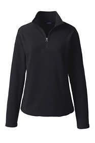 Women's Lightweight Fleece Quarter Zip