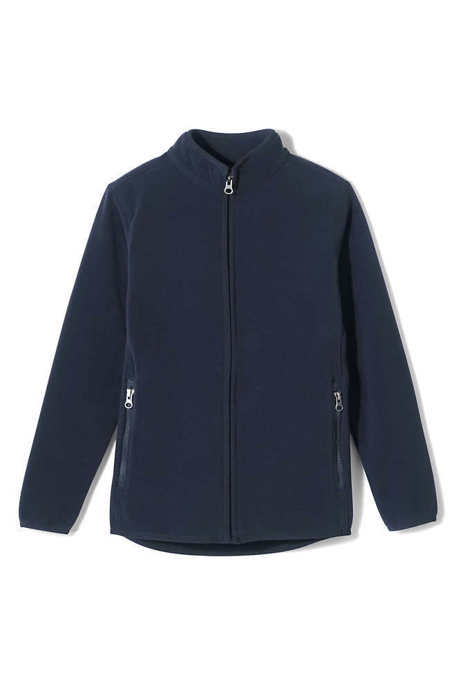 Boys Fleece Jacket, Front