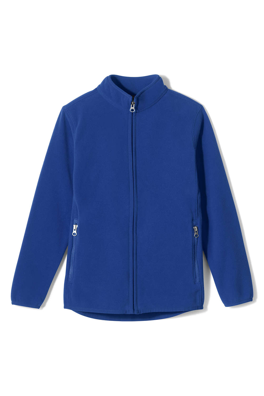 f7df83be4 Boys Fleece Jacket from Lands  End