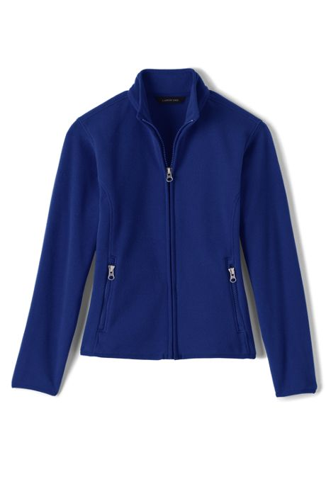 School Uniform Little Girls Fleece Jacket