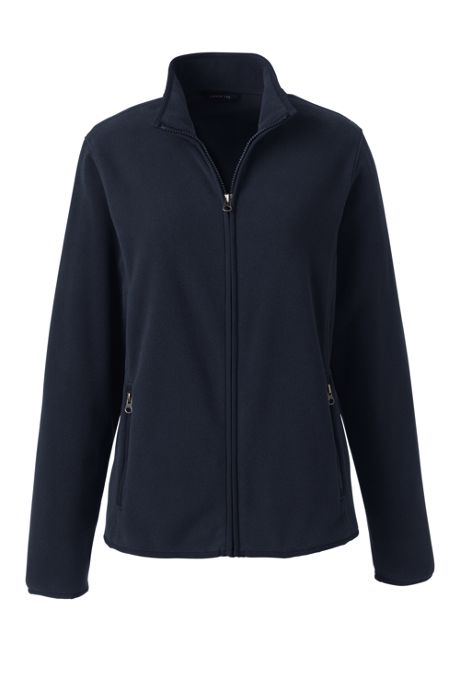 Women's Tall Fleece Jacket