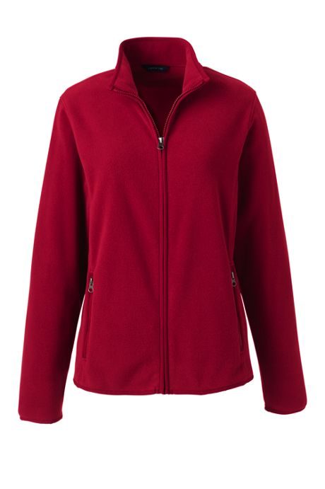 School Uniform Women's Tall Fleece Jacket