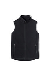 School Uniform Boys' T-200 Fleece Vest