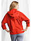 Women's Regular Hooded Jacket with Bracelet-Length Sleeves