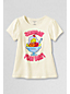 Girls' Picot Edge Sundae Fun Day Graphic Tee