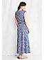Women's Regular Shoulder Tie Maxi Dress