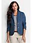 Women's Regular Linen/Cotton Blazer