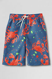 Boys' Summer Swim Trunks
