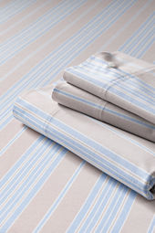 Oxford Multi Stripe Bedding