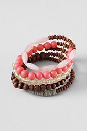 Women's Multi Strand Beach Bracelet