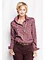 Women's Tall Non-iron Supima® Patterned Shirt