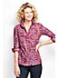 Women's Regular Non-iron Supima® Patterned Shirt