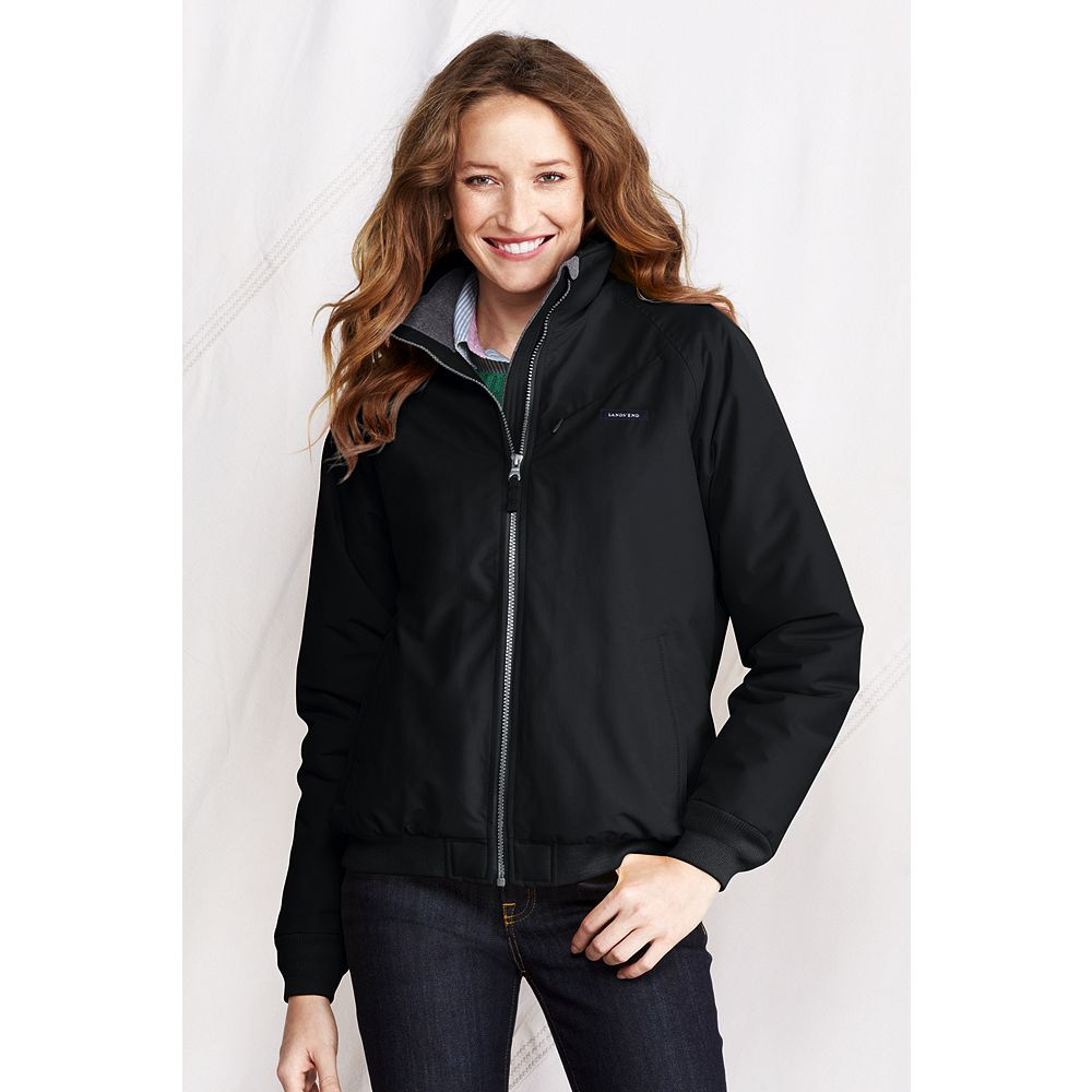 Lands' End Women's Petite Classic Squall Jacket at Sears.com