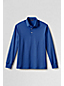 Men's Regular Tailored Fit Supima® Polo - Long Sleeve