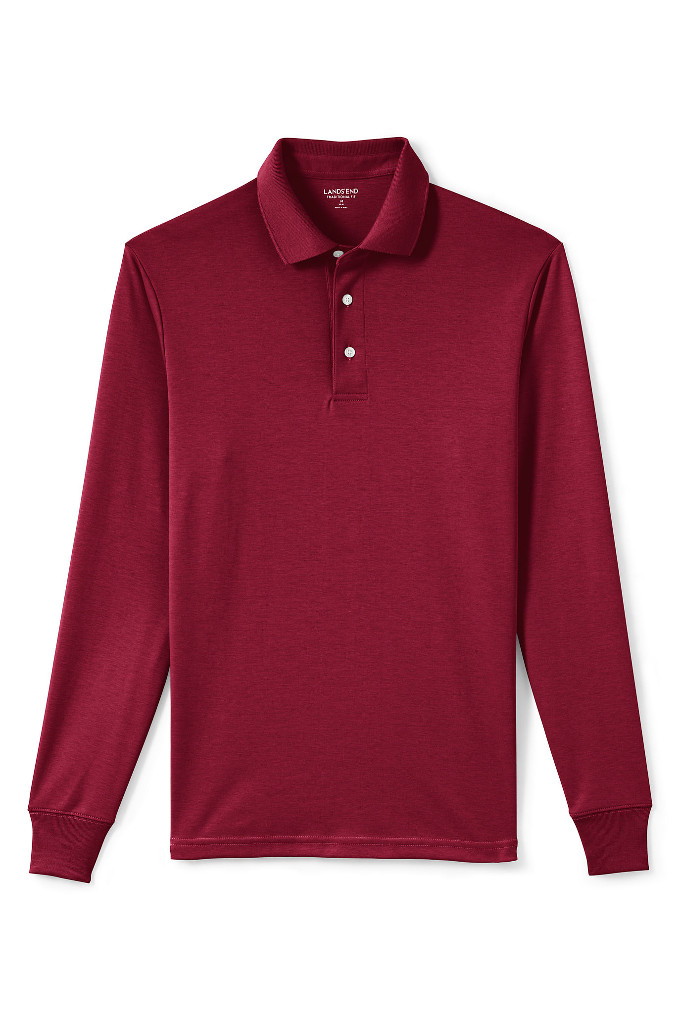 273398bb Lands' End: Polo Shirts for Men