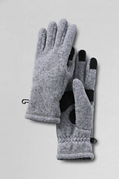 Women's Sweater Fleece Gloves