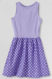 Girls' Spotty Duet Dress