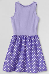 Girls' Duet Tank Dress
