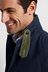 Soft Hunting Jacket 432646: Classic Navy