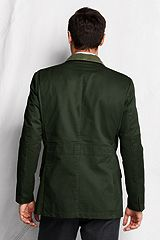 Soft Hunting Jacket 432646: Evergreen Forest