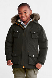 Boys' Expedition Waterproof Down Parka