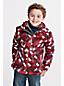 Gemusterte Stormer-Jacke für große Jungen