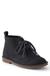 School Uniform Youth Chukka Boots