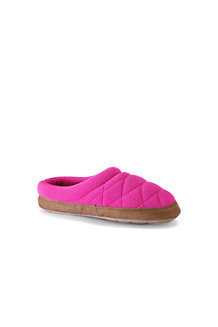 Kids' Fleece Clog Slippers