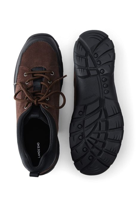 Men's Lace-up All Weather Moc Shoes